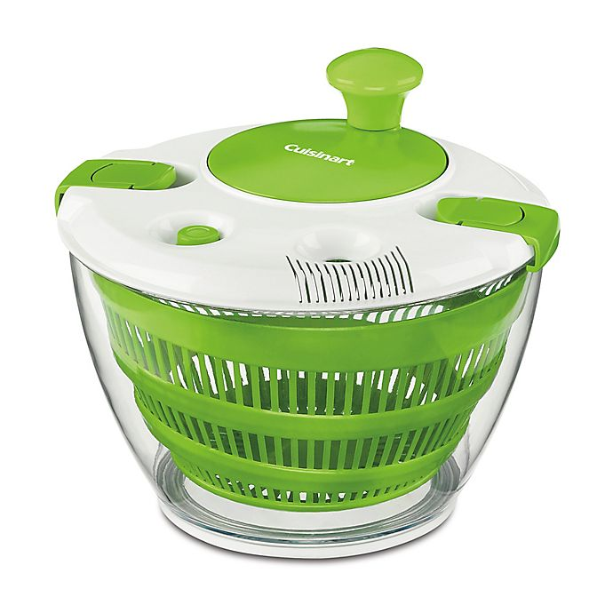cuisinart salad spinner instructions