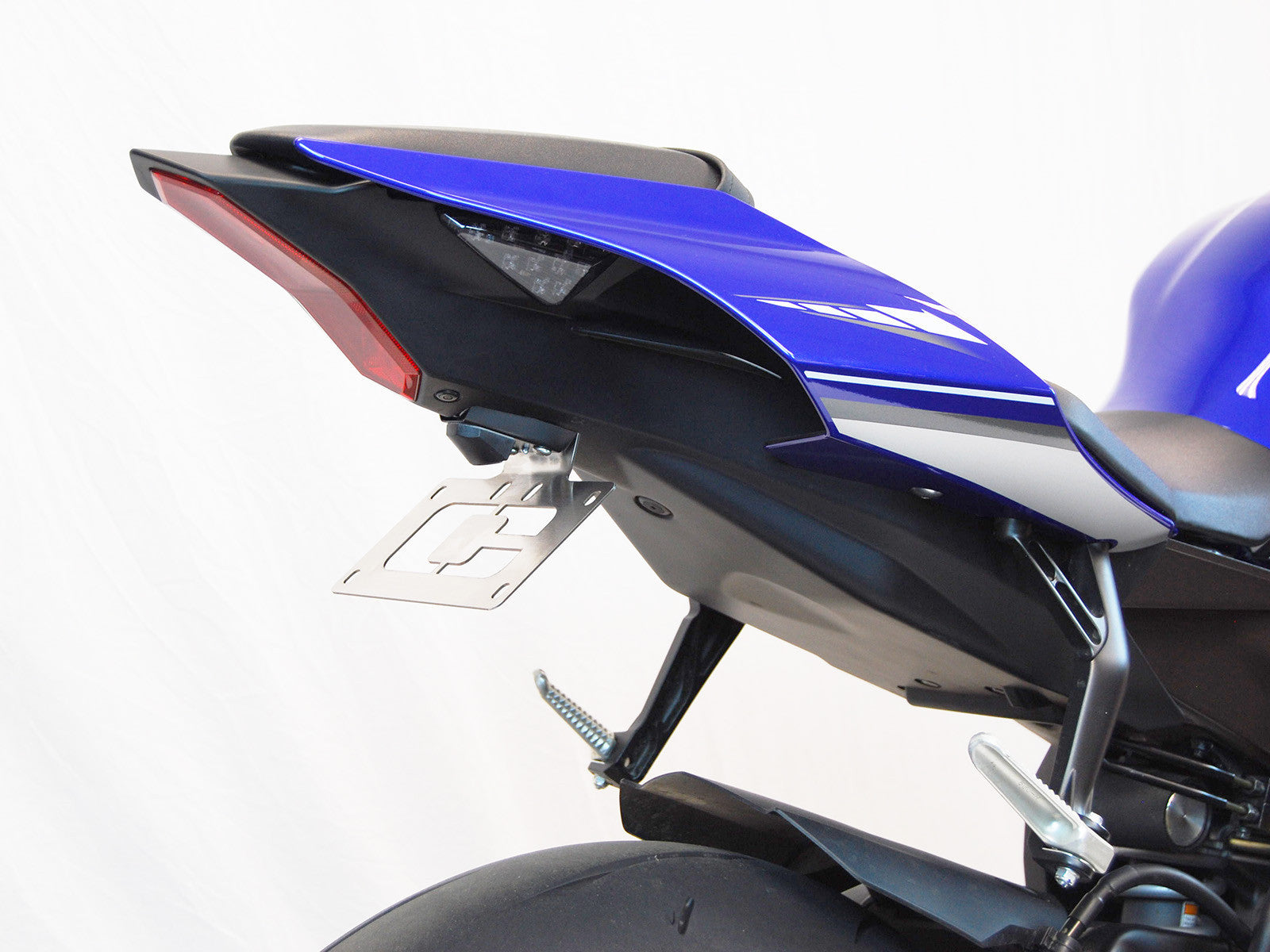 xt660z tail tidy instructions