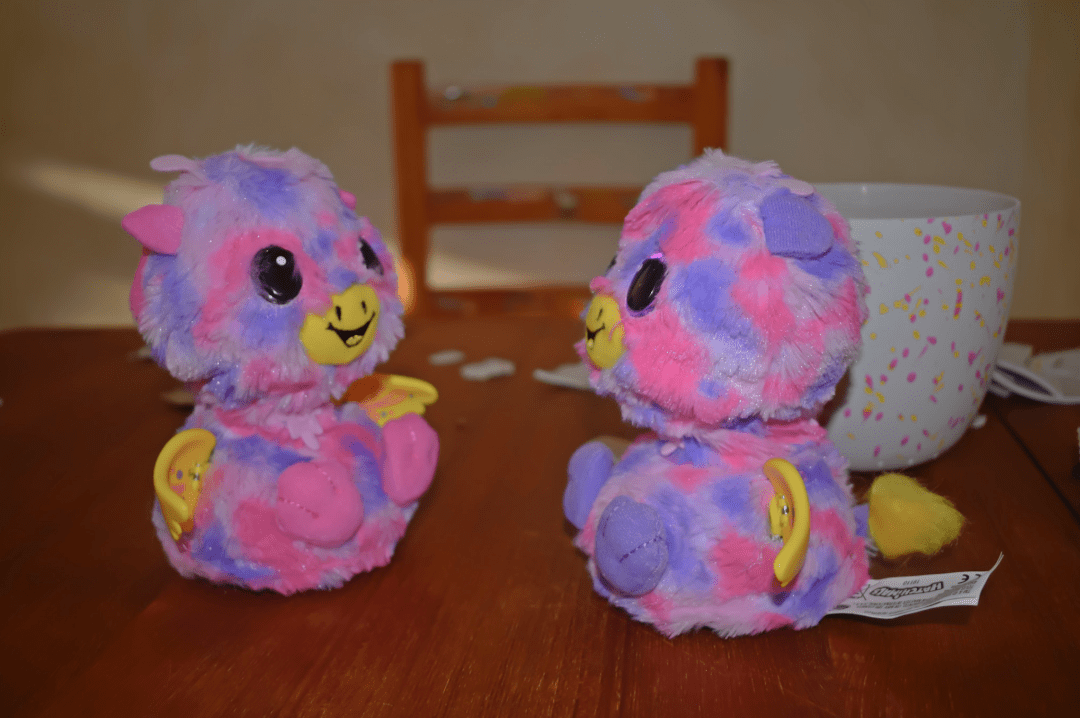 hatchimals instructions meadiom two