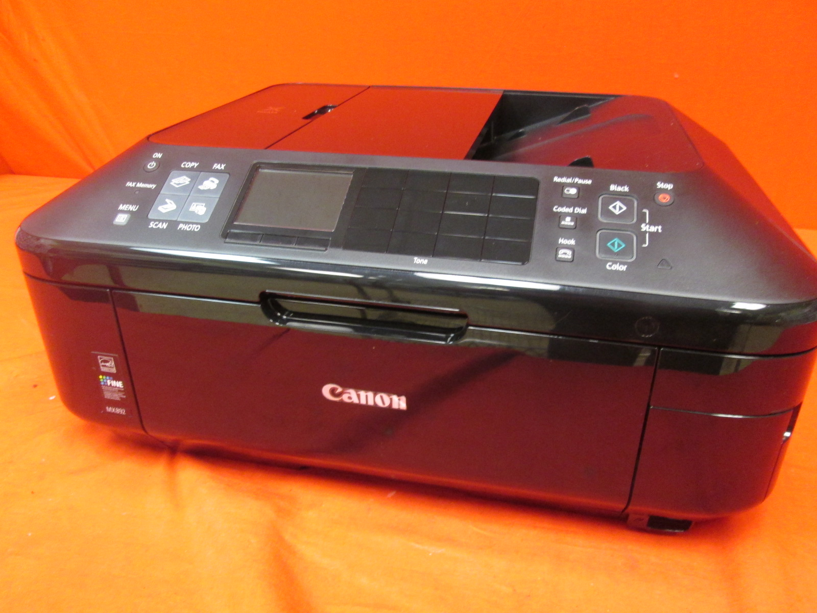 canon mx892 ink replacement instructions