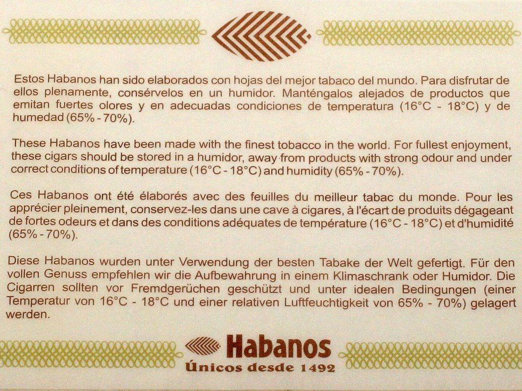 eurocave cigar humidor instructions