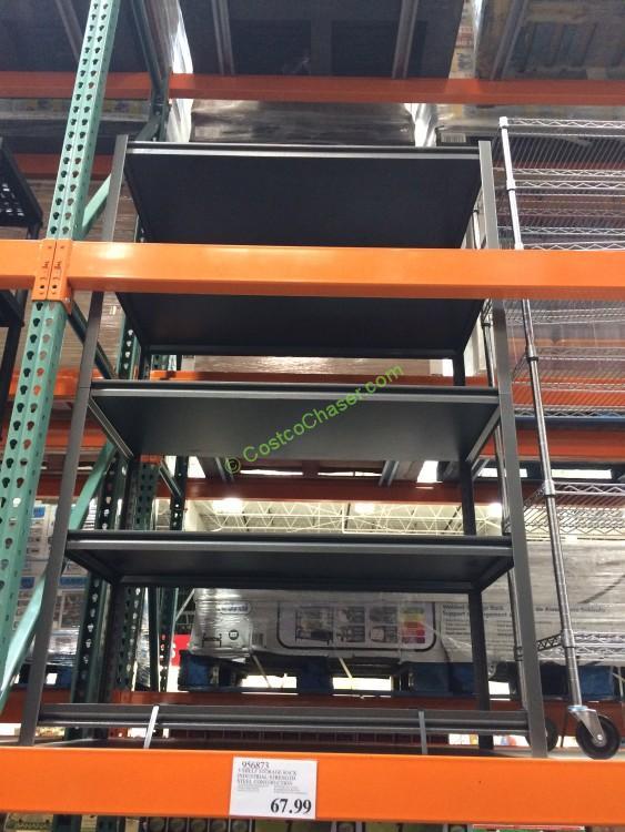 whalen storage industrial rack instructions