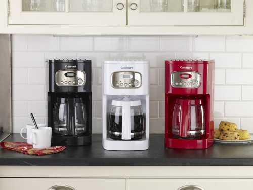 cuisinart coffee maker self clean instructions