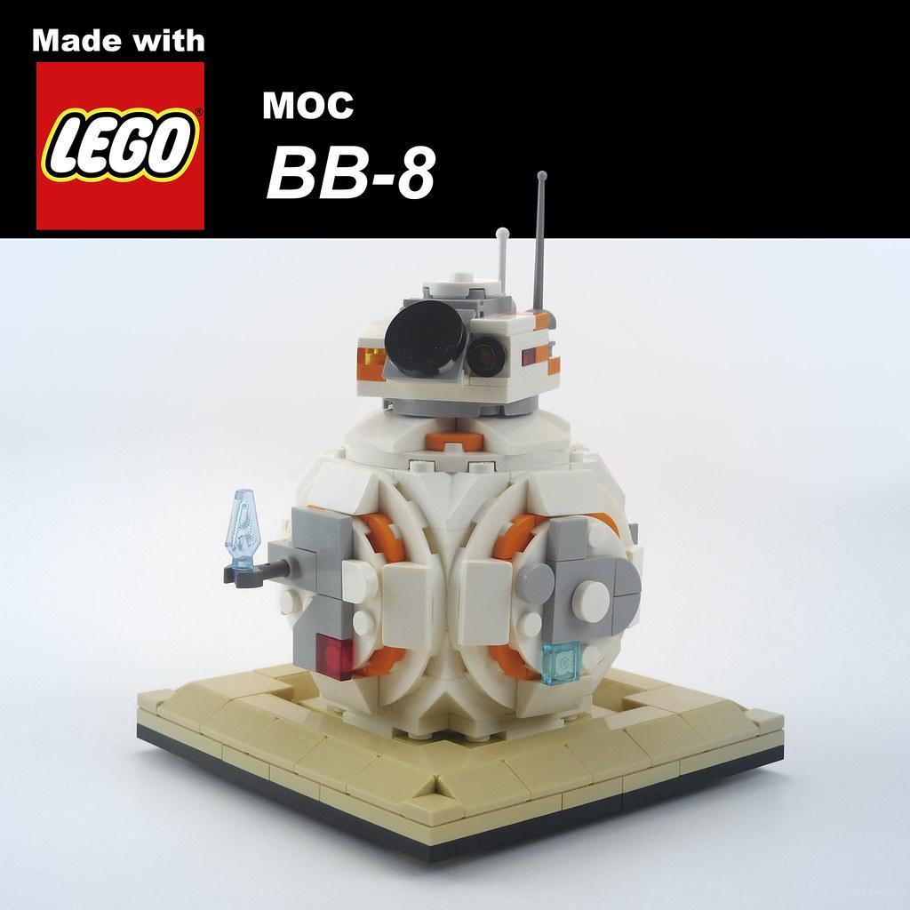 lego bb 8 instructions