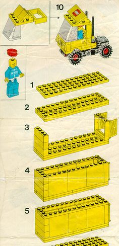 lego city set 60117 instructions