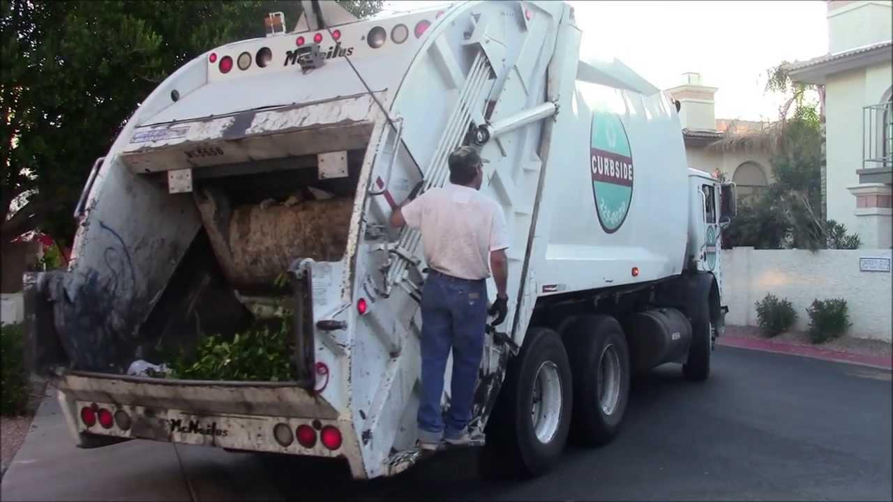 maroubra trash disposal instructions