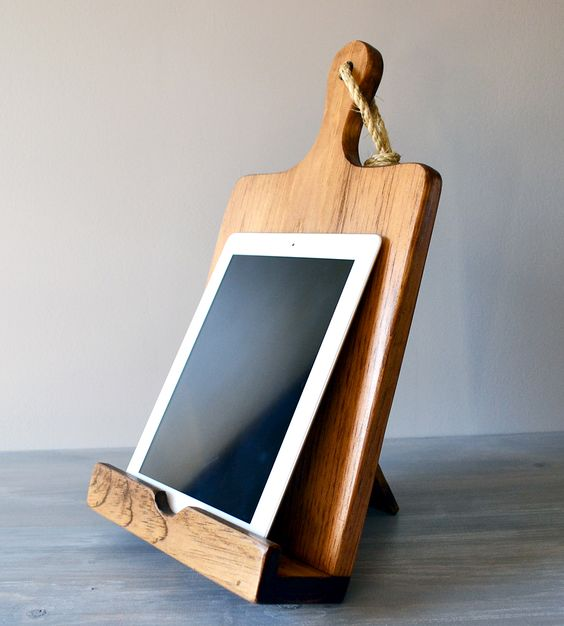 cutting board stand instructables