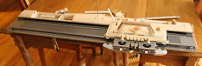 passap e6000 knitting machine instruction dvd