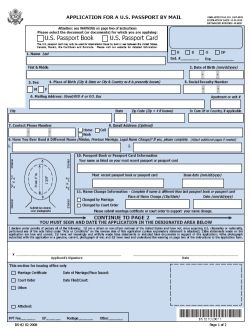 ds 11 application for us passport instructions
