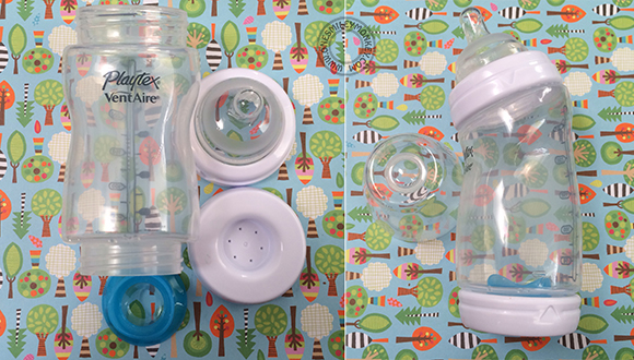 playtex ventaire bottles instructions