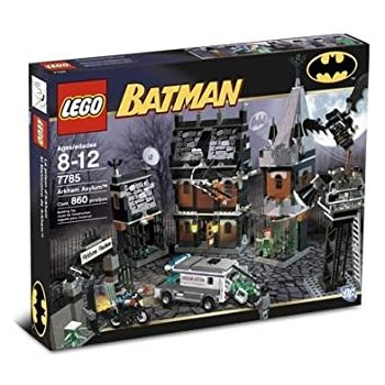lego batman 7785 instructions