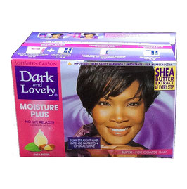 dark and lovely hair relaxer instructions