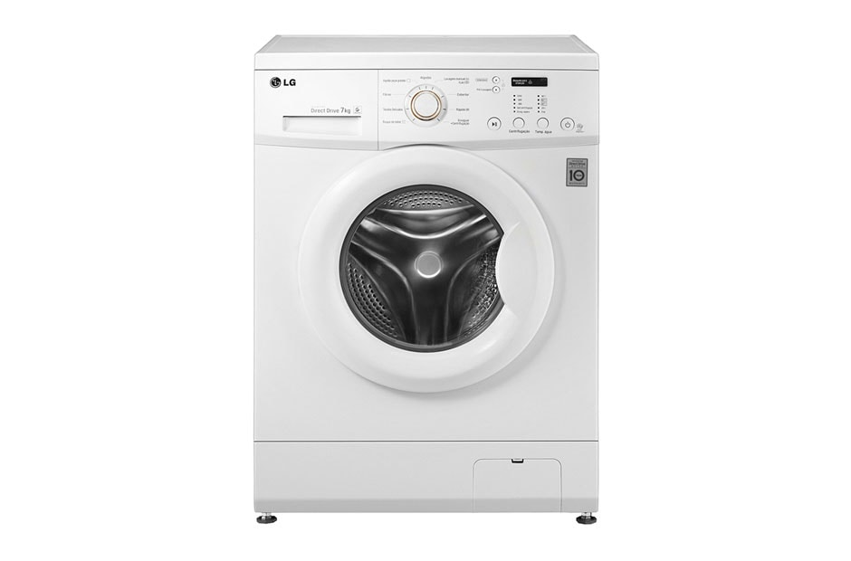 lg direct drive 7kg front load instructions