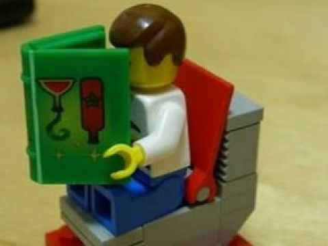 lego grid trekkor instructions