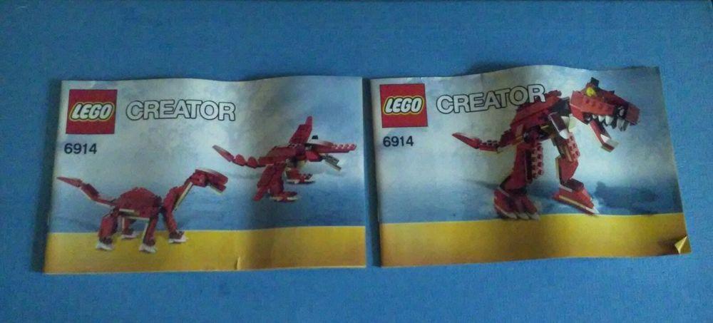 lego t rex hunter instructions