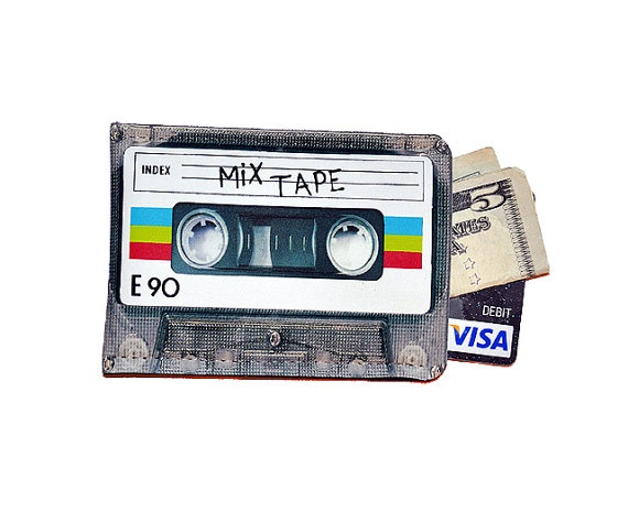 cassette tape wallet instructions