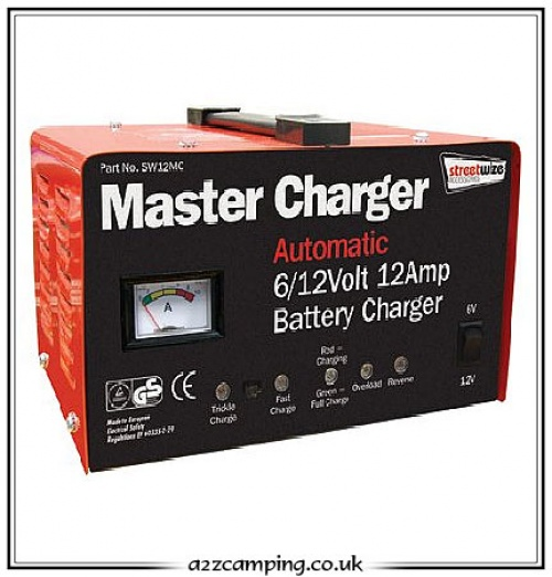 dual rate battery charger instructions