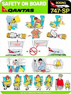 airplane safety instructions video