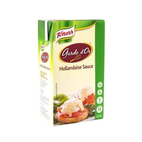 knorr hollandaise sauce 1l microwave instructions