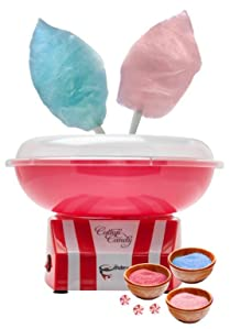 the candery cotton candy machine instructions