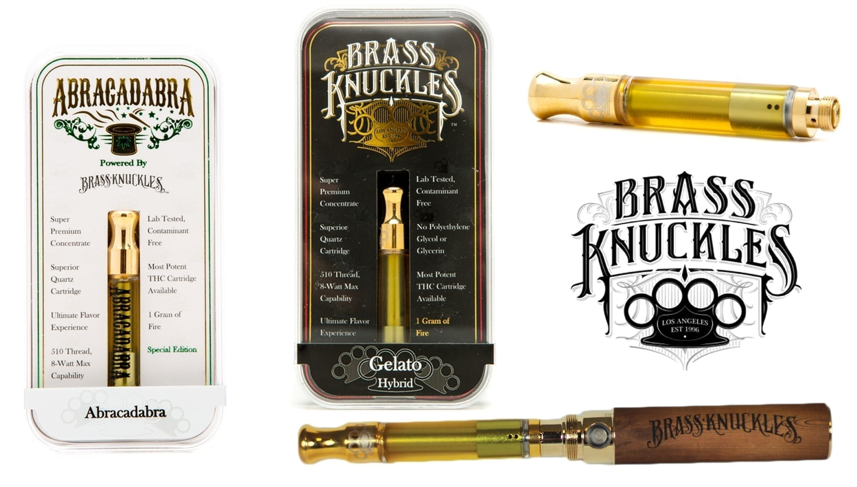 brass knuckles vape pen instructions