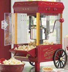 modern living popcorn maker instructions