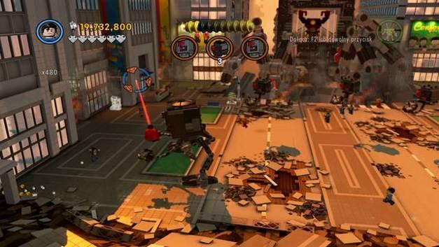 lego movie game bricksburg under attack gold instructions