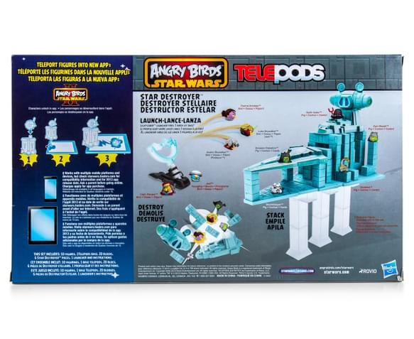 angry birds star wars telepods star destroyer set instructions