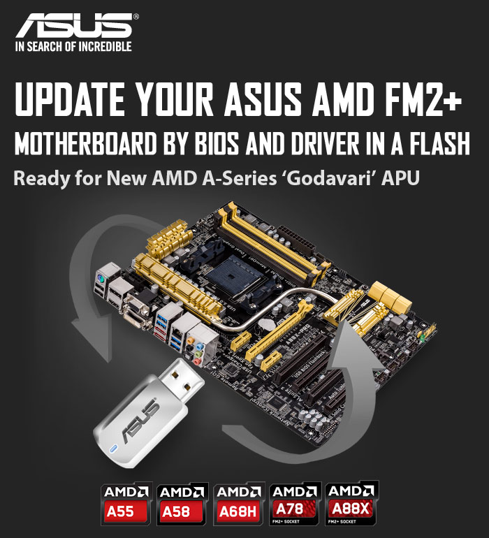 asus motherboard bios update instructions