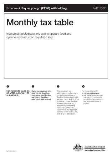 ato individual tax return instructions 2010
