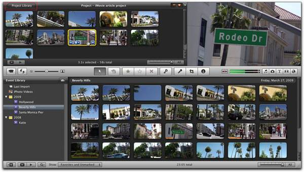 imovie instructions for macbook pro