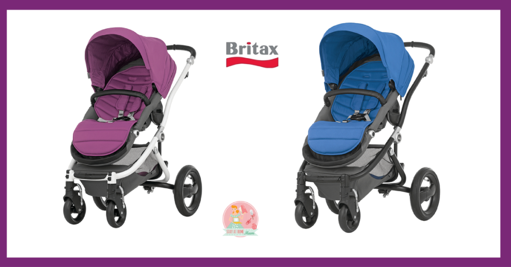 britax affinity pram instructions