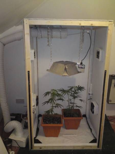 build a grow box instructions