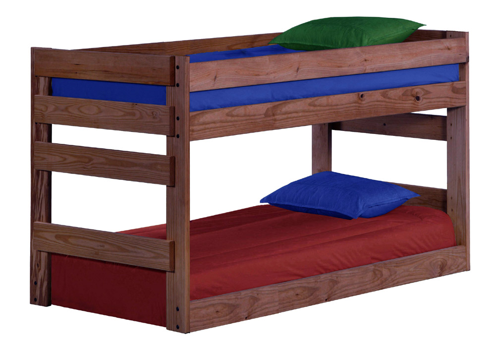bunk bed with futon on bottom instructions