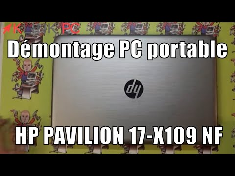 hp pavilion dv6 disassembly instructions