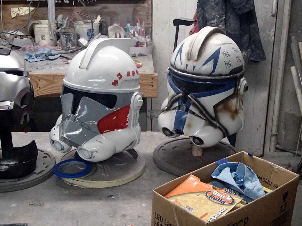captain rex helmet instructions