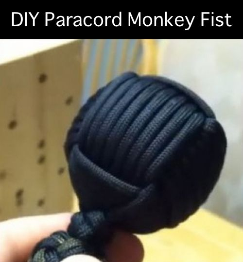 monkey paw knot instructions