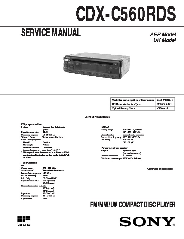 customauto sound operating instructions