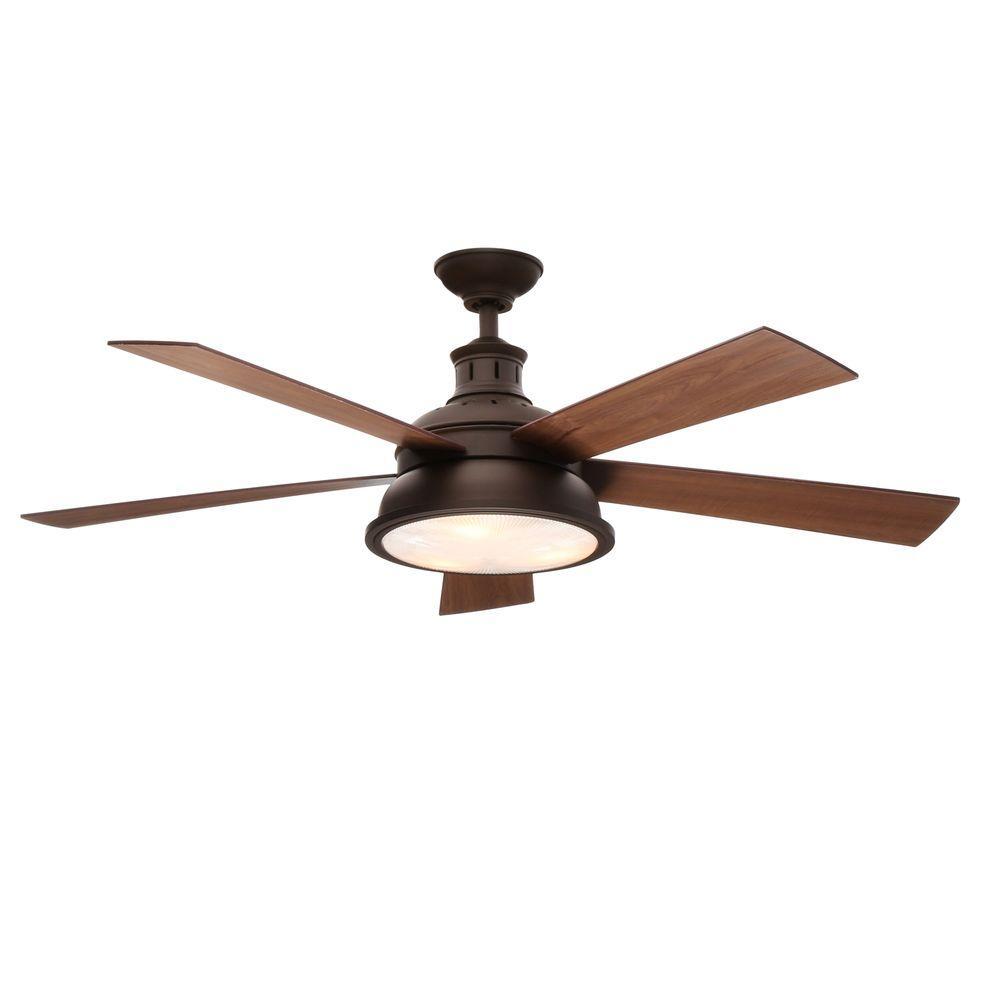 hampton bay ceiling fan instruction manual