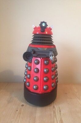 doctor who 18 inch voice interactive dalek instructions