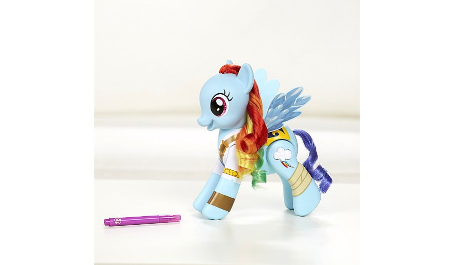 my little pony flip and whirl instructions