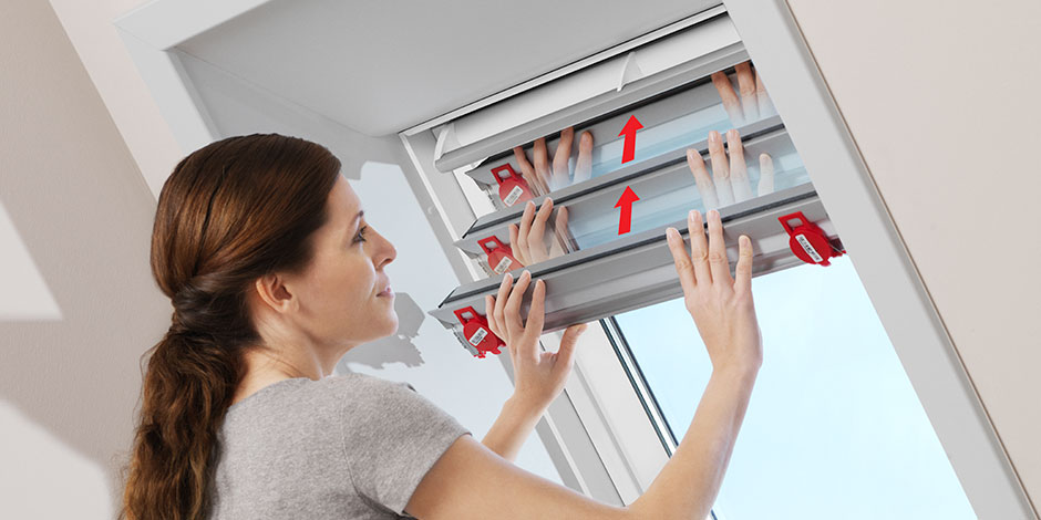 velux sun tunnel fitting instructions