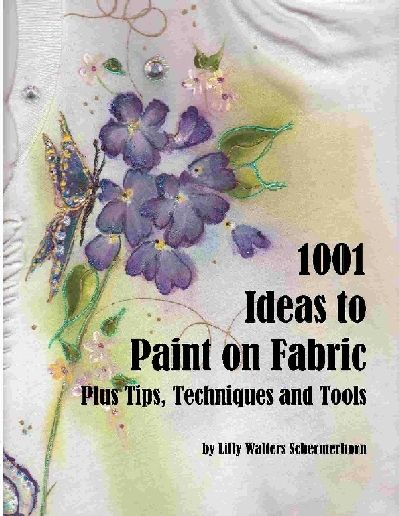 kraftkolor fabric painting instructions