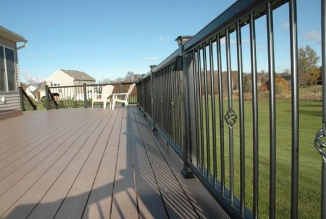 fiberon railing installation instructions