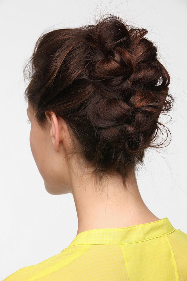 french twist clip instructions