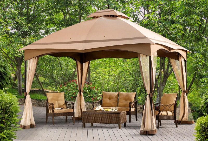 great outdoors gazebo instructions