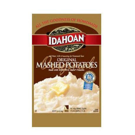 idahoan instant potatoes instructions