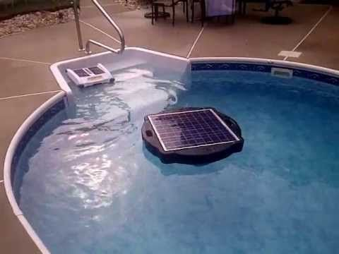 instructables solar pool pump