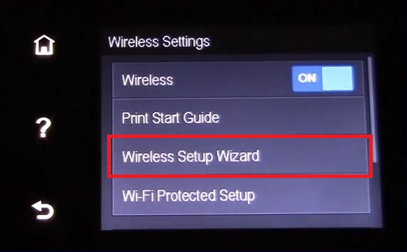 instructions to change wifi settings on pc to wpa2