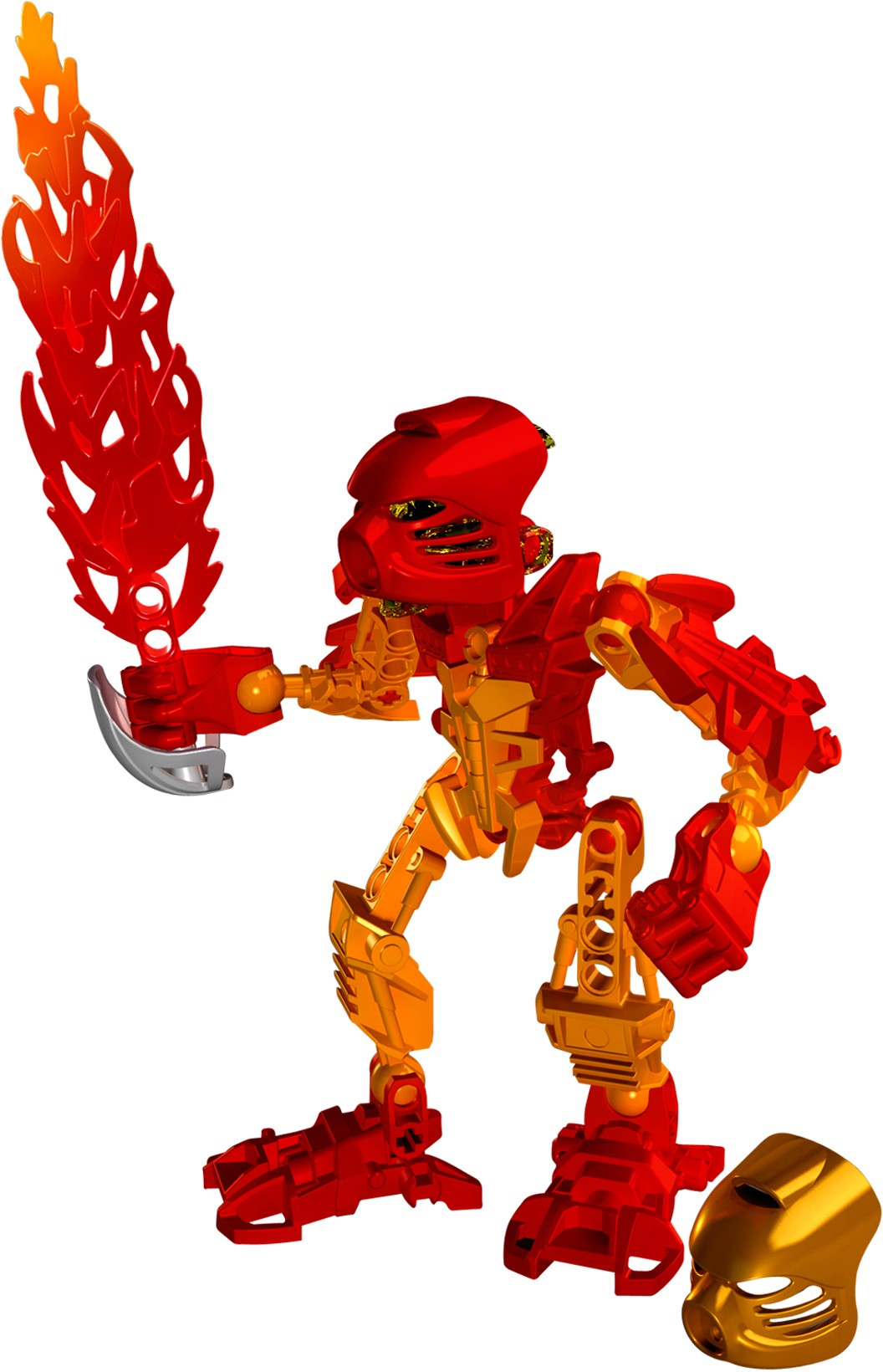 lego bionicle instructions tahu